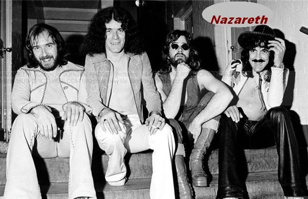 Рецензия к альбому Nazareth